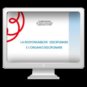 Responsabilità e organo disciplinare
