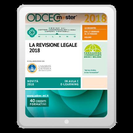 Master Revisione Legale (Locandina)