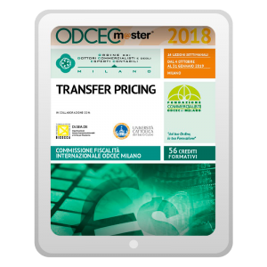 Master Transfer Pricing