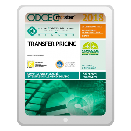 Master Transfer Pricing (Locandina)