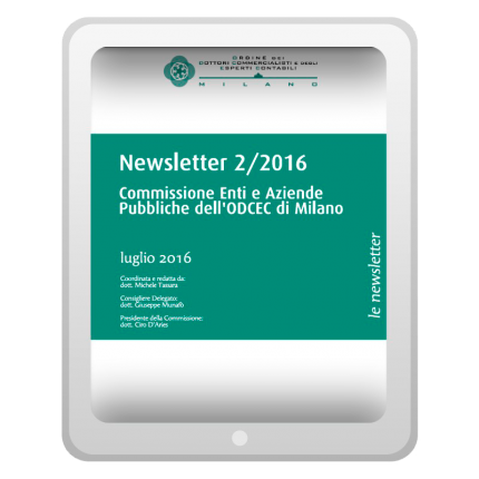Newsletter 1/2015 - Commissione Lavoro