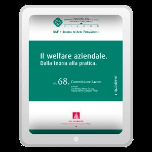 Il welfare aziendale. Dalla teoria alla pratica.
